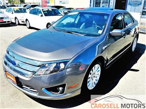 2010 Ford Fusion Hybrid for sale in Vallejo, CA
