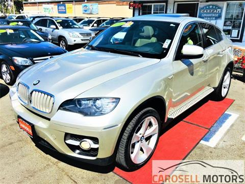 2010 BMW ActiveHybrid X6 for sale in Vallejo, CA