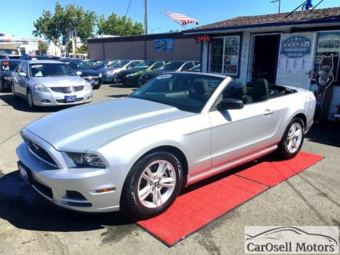 2014 Ford Mustang for sale in Vallejo CA