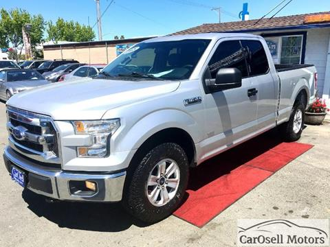 2015 Ford F-150 for sale in Vallejo, CA