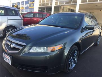 2005 Acura TL for sale in Davis, CA