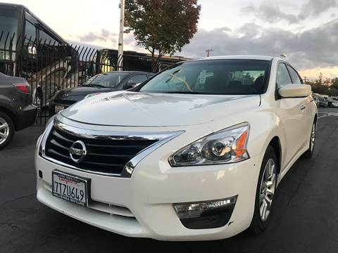 2013 Nissan Altima for sale in Davis, CA