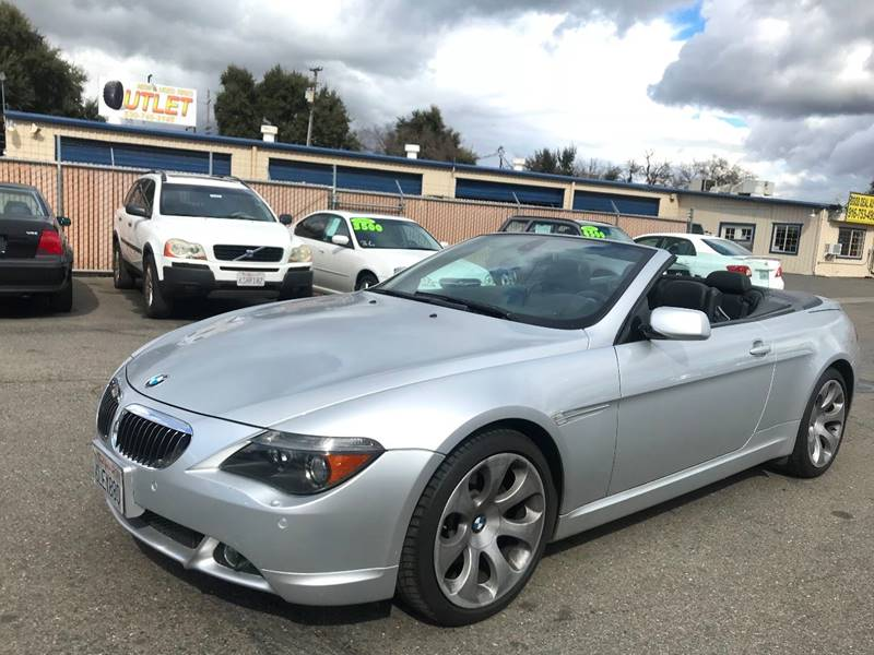 BMW Series I Convertible RWD For Sale CarGurus - 650i convertible bmw