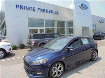 2017 Ford Focus for sale in Prince Frederick, MD