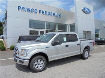 2017 Ford F-150 for sale in Prince Frederick, MD