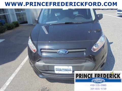 2017 Ford Transit Connect Wagon for sale in Prince Frederick, MD