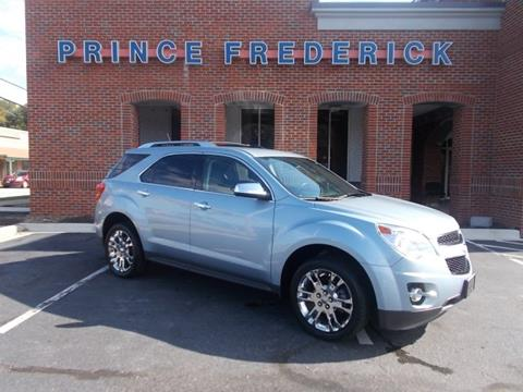2014 Chevrolet Equinox for sale in Prince Frederick, MD