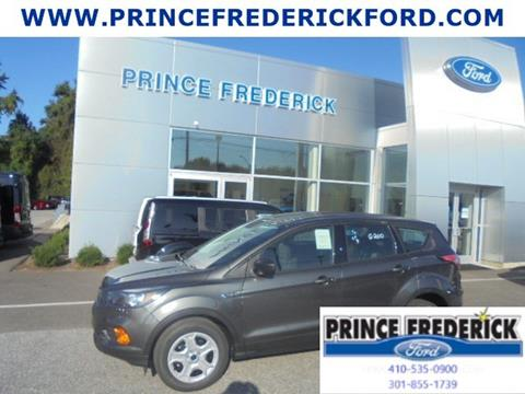 2018 Ford Escape for sale in Prince Frederick, MD