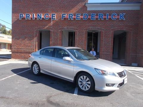 2014 Honda Accord for sale in Prince Frederick, MD