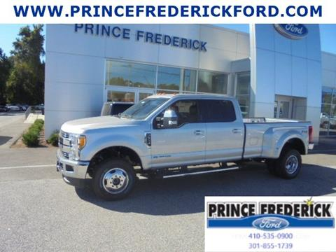 2017 Ford F-350 Super Duty for sale in Prince Frederick, MD