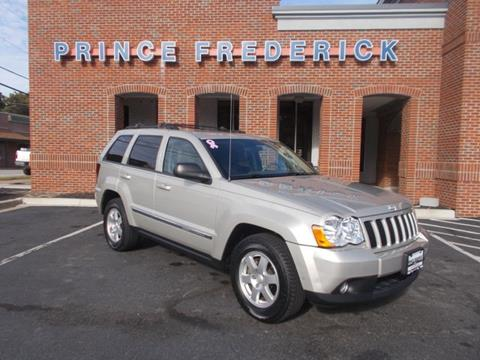 2010 Jeep Grand Cherokee for sale in Prince Frederick, MD
