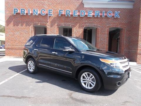 2015 Ford Explorer for sale in Prince Frederick, MD
