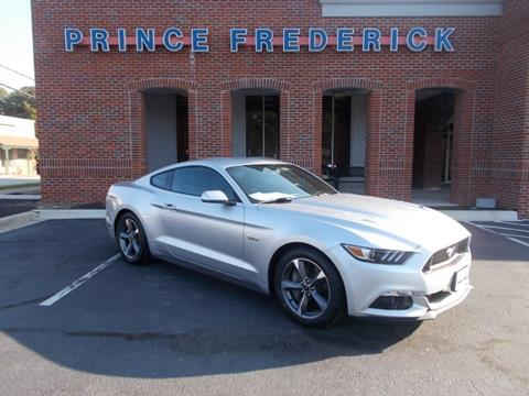 2016 Ford Mustang for sale in Prince Frederick, MD