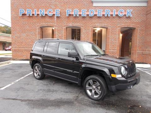 2016 Jeep Patriot for sale in Prince Frederick, MD