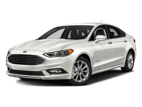 2018 Ford Fusion Hybrid for sale in Prince Frederick, MD