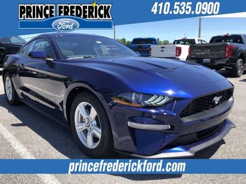 2019 Ford Mustang for sale in Prince Frederick, MD