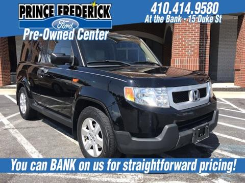 2010 Honda Element for sale in Prince Frederick, MD