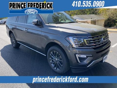 2019 Ford Expedition MAX for sale in Prince Frederick, MD