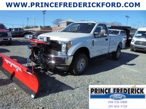 2017 Ford F-250 Super Duty for sale in Prince Frederick, MD