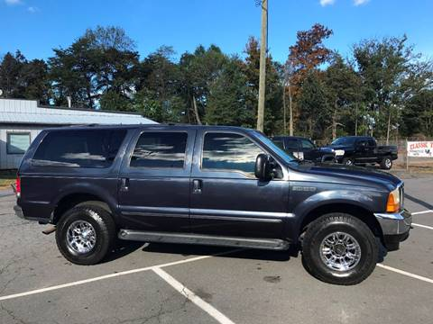 2000 Ford Excursion for sale in Culpeper, VA