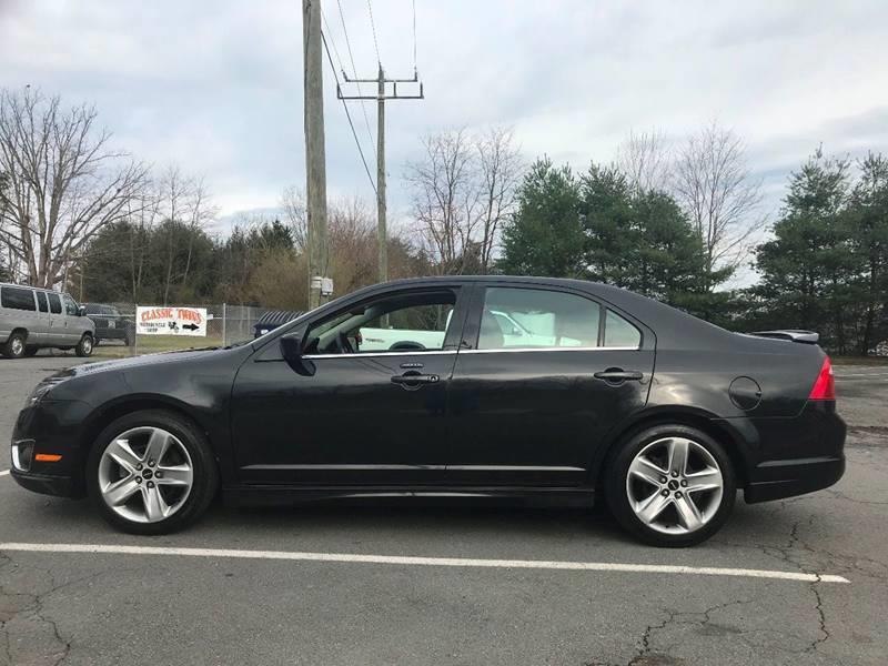 2010 ford fusion sport 4dr sedan in culpeper va abc auto sales inc culpeper. Black Bedroom Furniture Sets. Home Design Ideas