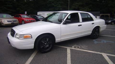 2010 Ford Crown Victoria for sale in Barboursville, VA