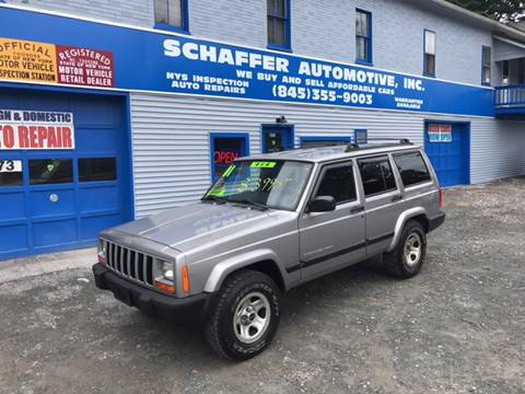 2001 Jeep Cherokee for sale in Slate Hill, NY