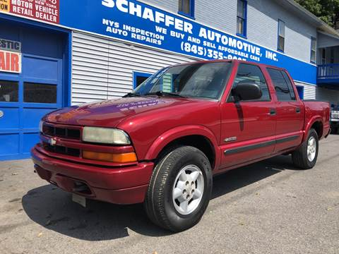 2004 Chevrolet S-10 for sale in Slate Hill, NY