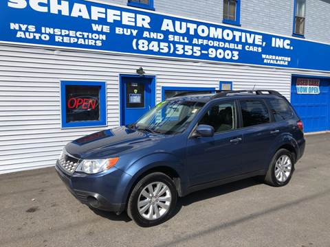 2012 Subaru Forester for sale in Slate Hill, NY