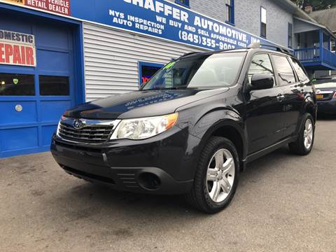 2010 Subaru Forester for sale in Slate Hill, NY