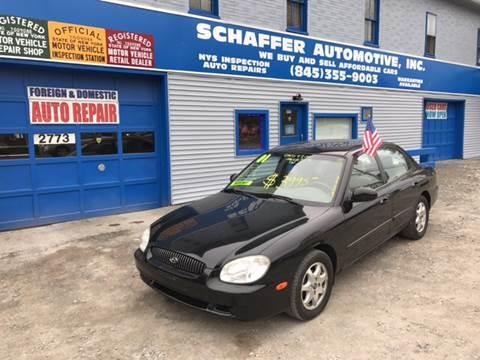 2001 Hyundai Sonata for sale in Slate Hill, NY