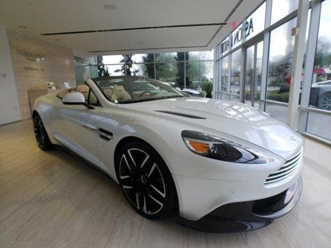 Aston Martin Vanquish S For Sale In Florida Carsforsalecom - Aston martin florida