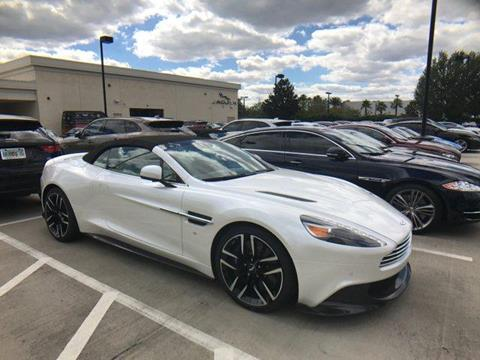 2018 Aston Martin Vanquish S for sale in Orlando, FL