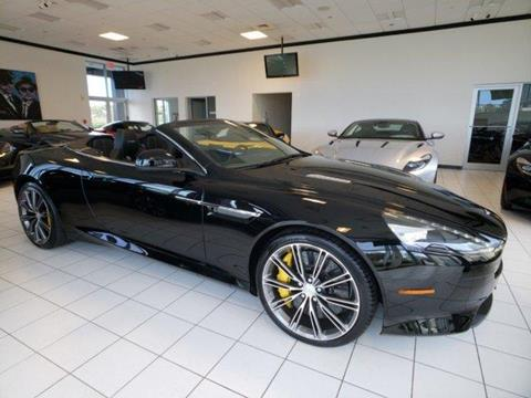 Aston Martin Virage For Sale In Pensacola Fl Carsforsale Com