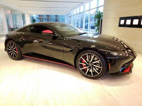 2019 Aston Martin Vantage For Sale Carsforsale Com