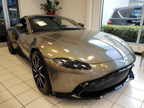 2019 Aston Martin Vantage for sale in Orlando, FL
