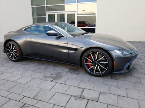 2019 Aston Martin Vantage For Sale In Wyoming Carsforsale Com