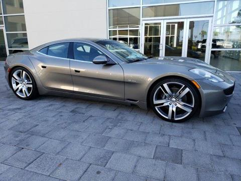 2012 Fisker Karma for sale in Orlando, FL