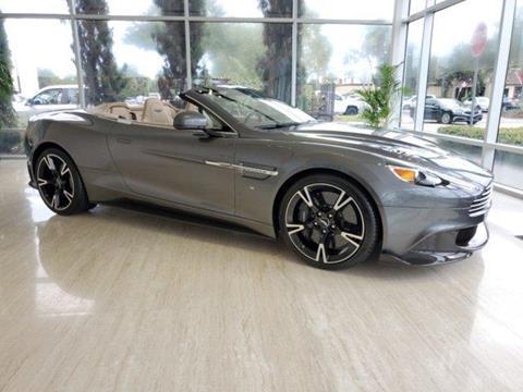 2018 Aston Martin Vanquish S for sale in Orlando, FL