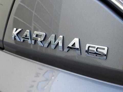 2012 Fisker Karma