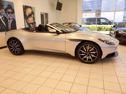 2019 Aston Martin DB11 for sale in Orlando, FL