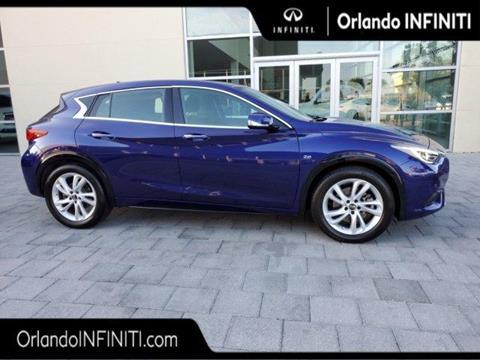 2018 Infiniti QX30 for sale in Orlando, FL