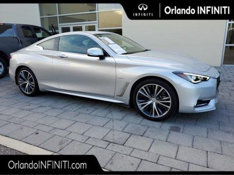 2018 Infiniti Q60 for sale in Orlando, FL