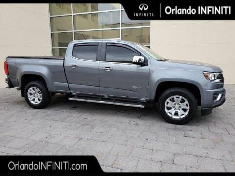 2018 Chevrolet Colorado for sale at Orlando Infiniti in Orlando FL