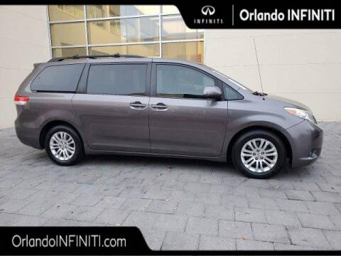 2011 Toyota Sienna for sale at Orlando Infiniti in Orlando FL