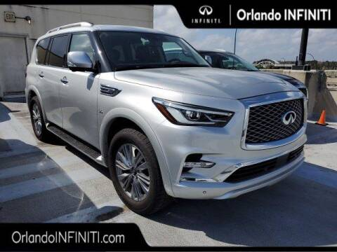 2019 Infiniti QX80 Luxe for sale at Orlando Infiniti in Orlando FL