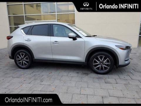 2018 Mazda CX-5 Grand Touring for sale at Orlando Infiniti in Orlando FL