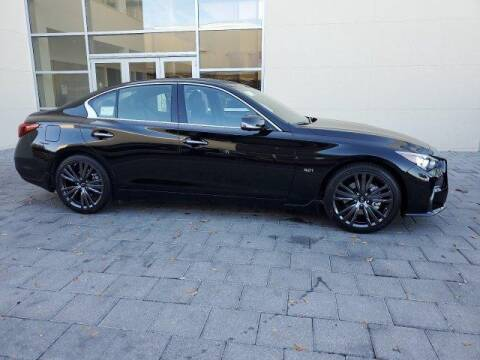 2020 Infiniti Q50 for sale at Orlando Infiniti in Orlando FL