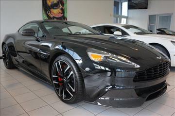 2016 Aston Martin Vanquish for sale in Orlando, FL