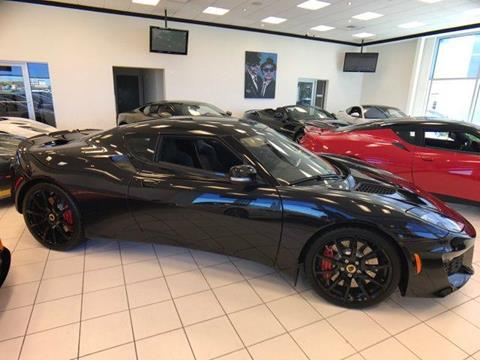 2017 Lotus Evora 400 for sale in Orlando, FL